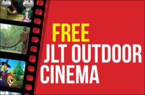 FREE JLT OUTDOOR CINEMA